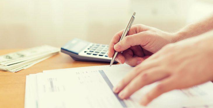 5 erros que acabam com o orçamento familiar