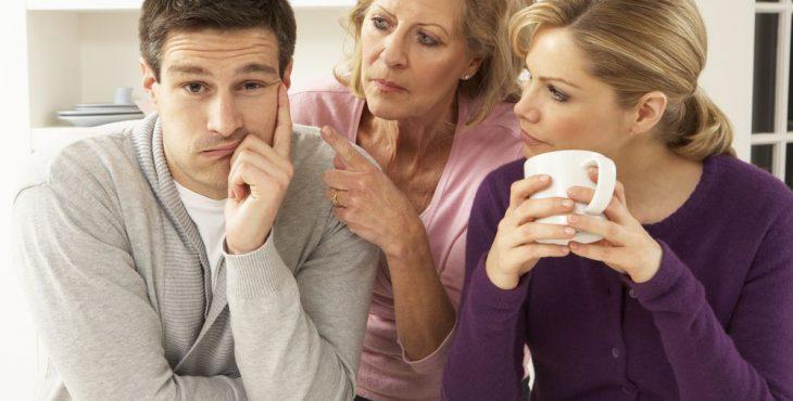 4 problemas que ninguém conta sobre morar com a sogra