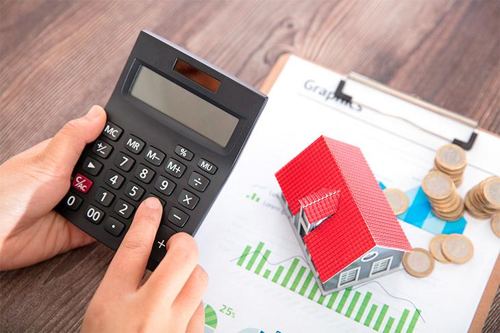 Como funcionam as parcelas do financiamento?