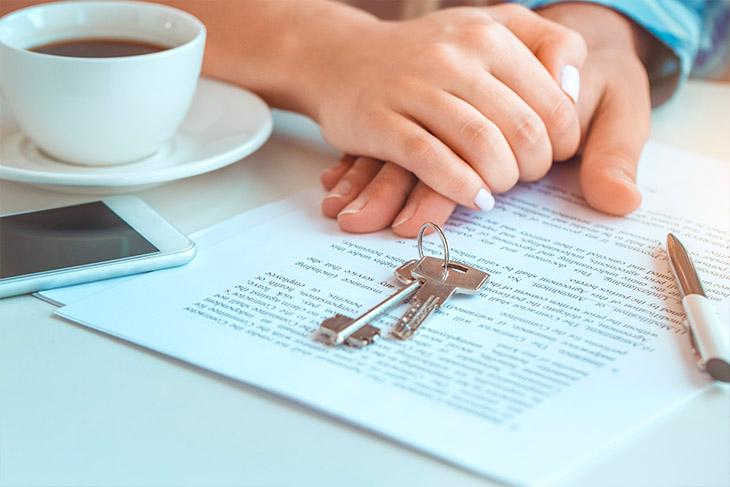 Aprovação em financiamento imobiliário