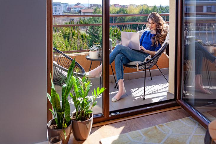 Quais são as vantagens da varanda gourmet?